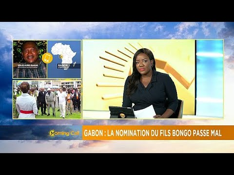 Gabon: Appointment of president Bongo's son not well received [Morning Call]