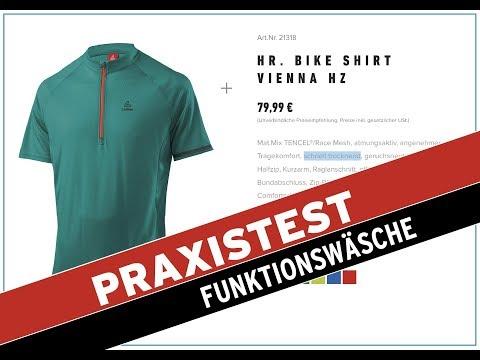 TEST: Bike Shirt Vienna HZ Kurzarmshirt 21318 von LÖFFLER
