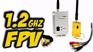 ✔ Дальнобойная видеосвязь на 1.2GHz. Обзор оборудования, совместимость, делаем ФИЛЬТР [1.2G FPV]