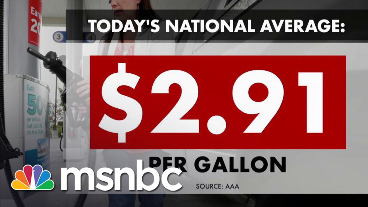 Why Are Gas Prices So Low? | msnbc thumbnail