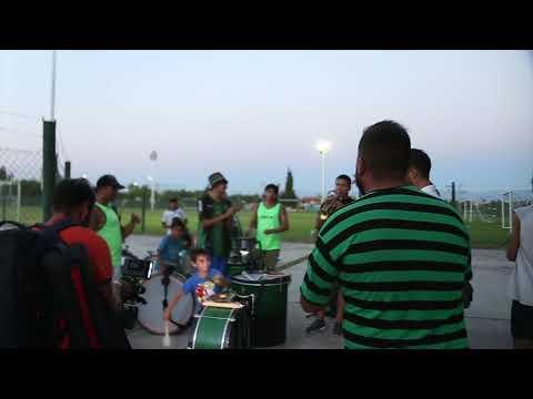 """""""Cumbia - Gloria Verdinegra"""" Barra: La Banda del Pueblo Viejo • Club: San Martín de San Juan"""