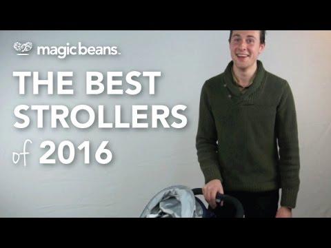 Best Popular Strollers 2016 – Nuna Mixx Cybex Priam Bugaboo Cameleon UPPAbaby Vista BabyZen Yoyo+