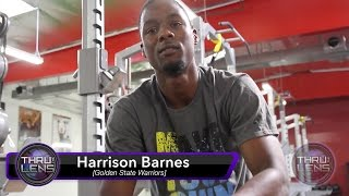 Thru The Lens: Episode 07 - Workout with Harrison Barnes (Part 1)