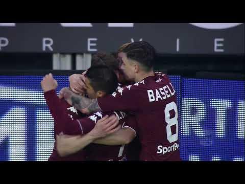 Il gol di Belotti (68′) – Torino – Crotone 4-1 – Giornata 27 – Serie A TIM 2017/18