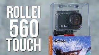 Rollei ActionCam 560 Touch: Cenově dostupná 4K akční kamera! (RECENZE #894)