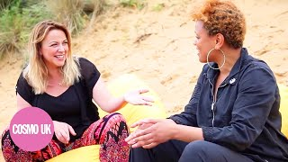 Charlotte Church and Gemma Cairney chat Matters Of The Heart