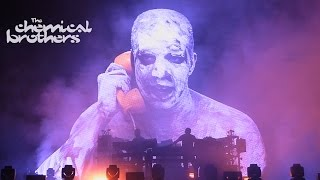 The Chemical Brothers   Setting Sun + 3 More Songs   Live In Israel 2016