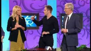 Keith Barry does magic with Charlize Theron - Paul O'Grady Show 6th march 2009