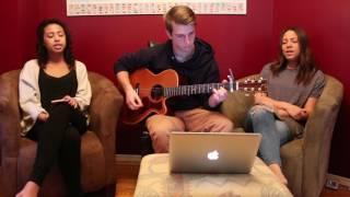Ellen, Kristen and Stefan perform Eyepennies by Sparklehorse