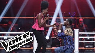 "IDYL Vs Happiness   ""Love Me Now""  The Battles  The Voice Nigeria Season2"