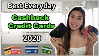 Best CASH BACK Credit Cards 2020 (For Everyday Purchases)