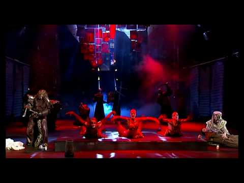 Muzikál Dracula - Josef Vojtek - Přepadení v kostele