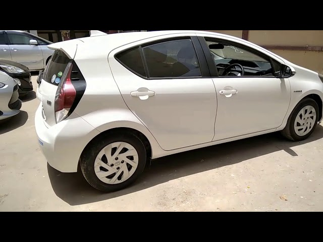 Toyota Aqua S 2016 for Sale in Karachi