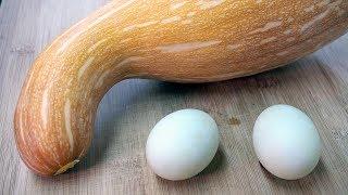 1个南瓜2个咸鸭蛋,试试这种新鲜做法,香而不腻,好吃又解馋