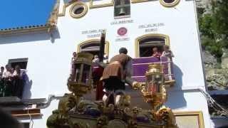 preview picture of video 'Padre Jesus encierro (2) Semana Santa Olvera 2014'