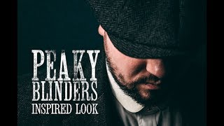 """Peaky Blinders Inspired Fashion l How To Get The """"Tommy Shelby Look""""l Empire Outlet UK"""