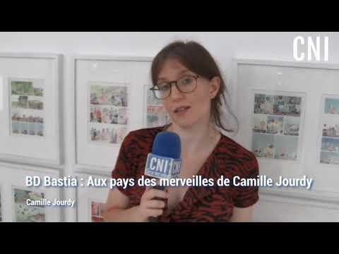 Vidéo de Camille Jourdy
