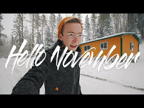 November 1st in Canada // VLOG 42