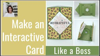 How to Make an Interactive Card Like a Boss!