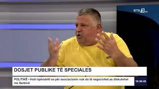 Studio e Hapur - Fabrikimet serbe ndaj shqiptarëve 18.09.2020
