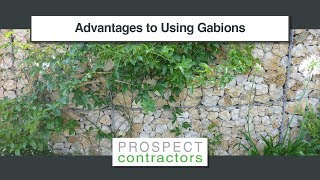 The Many Advantages to Using Gabions!
