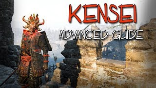 [For Honor] An Updated Advanced Kensei Guide