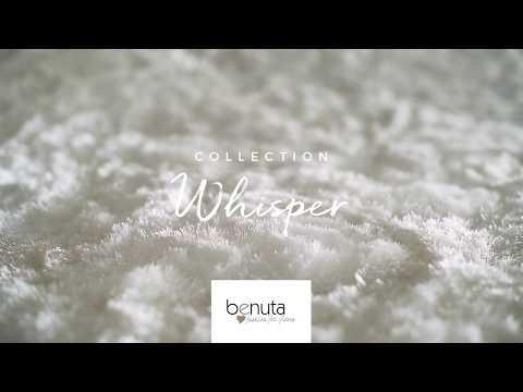 Teppich Kollektion Whisper Weiß | benuta