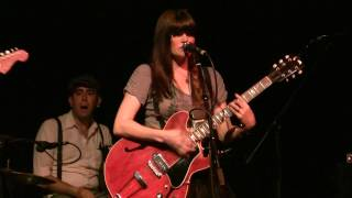 "April Smith: ""Terrible Things"" LIVE in Portland  Oregon"