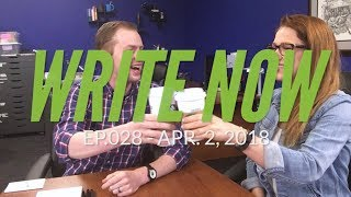 Write Now - Ep.028: When Brian's Away All Week...