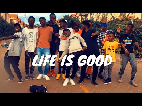LIFE IS GOOD future ft drake | Life is good dance video |drake future life is good