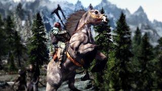 Вперед, Ботва! (квест Возрождение Хелгена). Прохождение Skyrim Association #45