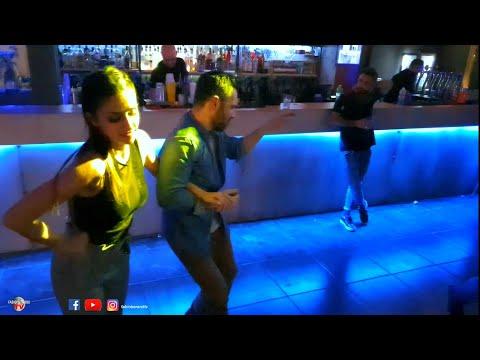 Busra Araci & Luca Galli - Discúlpeme Señora - Social Dancing