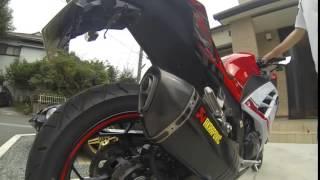 БАЙК Kawasaki Ninja 300 with AKRAPOVIC