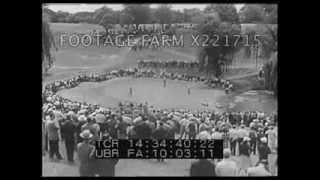 Ben Hogan Wins Masters Golf Tournament 221715-08X | Footage Farm