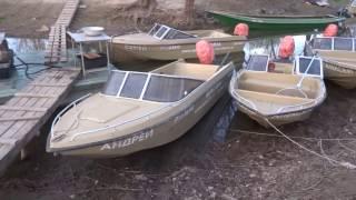 Стеклопластиковые катера для рыбалки