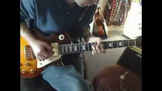 Guitar Cover - Joe Bonamassa - So It's Like That