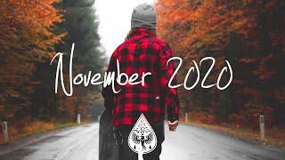 Indie/Rock/Alternative Compilation – November 2020 (1½-Hour Playlist)