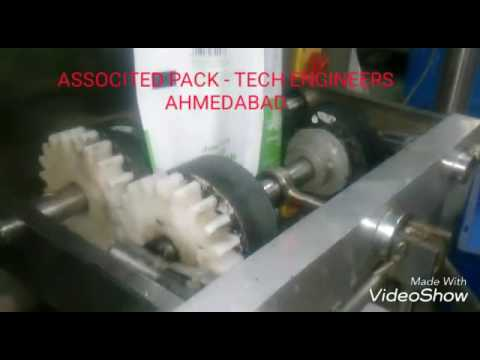 Automatic Butter Milk Pouch Packing Machine