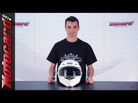 AGV Compact: análisis del casco abatible en Motocard.com