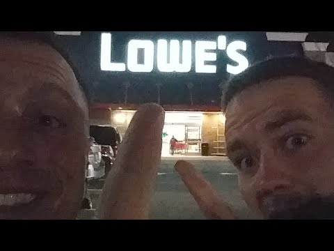 Lowes Tool Deals - Saturday Night 🔴 Live
