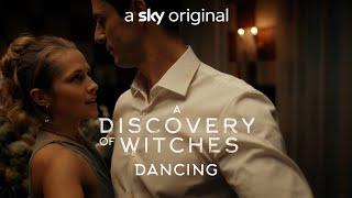 Episode 4 : Matthew Clairmont et  Diana Bishop dansent (BTS saison 1)
