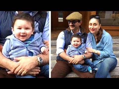 Saif Kareena's FIRST HOLIDAY Photos With Baby Taimur In Switzerland LEAKED