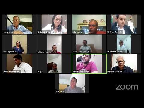 Reunião Ordinária (01/09/2020) - Câmara Municipal de Arcos