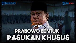 Prabowo Bentuk Pasukan Khusus Denwalsus, Pertaruhkan Nama Indonesia hingga Dipertanyakan Urgensinya
