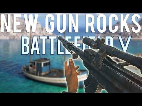 Battlefield V has a new gun worth unlocking