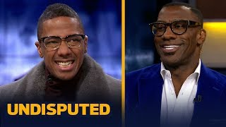 Nick Cannon on LeBron being the GOAT, talks Kaepernick & new show 'The Masked Singer' | UNDISPUTED