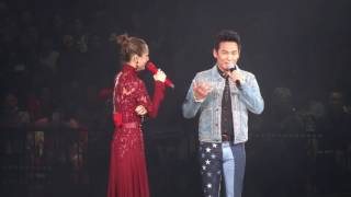 鄭秀文「Touch Mi 2 演唱會」香港站第4晚花絮(嘉賓:杜德偉)