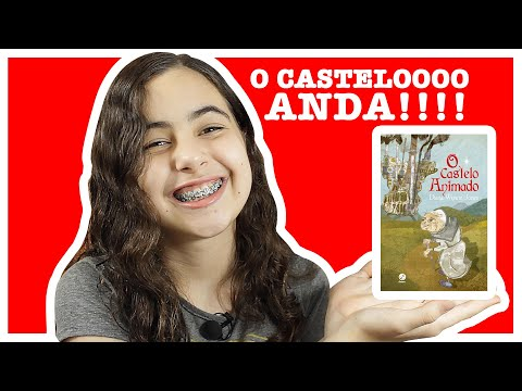 O CASTELO ANIMADO - DA AUTORA DIANA WYNNE JONES - DICA DE LEITURA