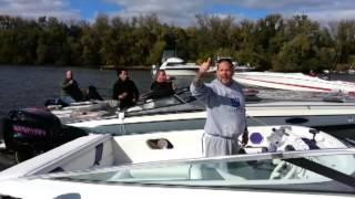 Power boat parking fail  2014 ct river run