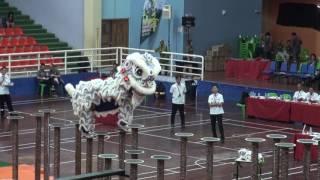 2017年第18届马来西亚全国舞狮锦标赛—云顶杯—东马区初赛 : 沙巴南邦龙狮体育会